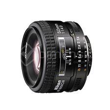 Objetivos Nikon F/1, 4 para cámaras