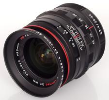 Pentax Ricoh 20-40mm f/2.8-4 ED Limited - Black (HD) Lens CA0871