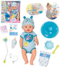 Zapf Creation Baby Born Soft Touch Boy Puppe 43 cm Junge Jungenpuppe Babypuppe