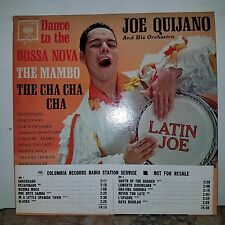 Joe Quijano Orch.Rare 1St.Press-WLP-PROMO-LATIN JOE-(WLP-LP)