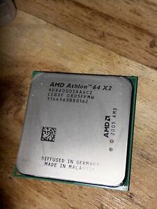 Processeur CPU AMD Athlon 64 X2 6000