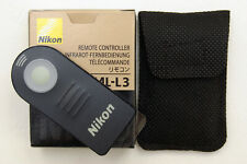 ML-L3 Remote Control for Nikon D750 D610 D7200 D5300 D3400 D3300 Slight Seconds
