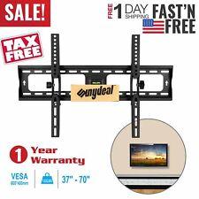 TV Wall Mount Bracket Tilt For 32 37 42 45 50 55 60 65 70 Inch 3D LED LCD Plasma