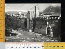 35973] RIETI - MURA MEDIOEVALI E CASERMA A. VERDIROSI _ 1963