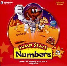 JUMP START NUMBERS