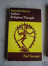 1972 Book Introduction to Indian Religious Thought