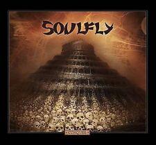 Conquer (Collector's Edition) - Soulfly - CD & DVD Set Bonus Tracks - Sepultura