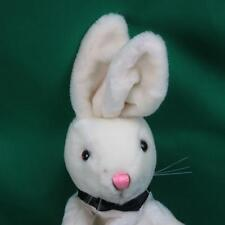 VINTAGE 1985 DAKIN PLUSH PULL WHITE RABBIT OUT OF A HAT MAGICIANS STUFFED ANIMAL