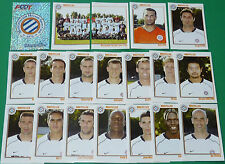 PANINI FOOTBALL FOOT 2004 MONTPELLIER HERAULT SC COMPLET MHSC BUTTE PAILLADE