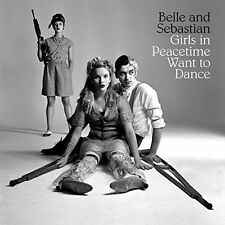 BELLE AND SEBASTIAN - GIRLS IN PEACETIME WANT TO DANCE NEW VINYL RECORD