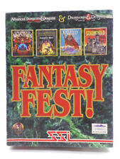 PC Spiel - Fantasy Fest - Fantasy Empires , Dungeon Hack , Unlimited Adventures