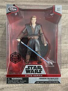 Star Wars Elite Series Anakin Skywalker Die Cast Figure (New)