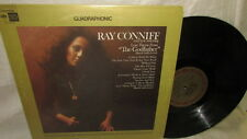RAY CONIFF AND THE SINGERS QUADRAPHONIC COLUMBIA LP CQ-31473 THE GODFATHER