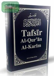 Tafsir Al-Qur'an Al-Karim Hardcover Muhammad Ibn Ahmad Ibn Rassoul Kuran Quran