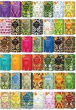 Pukka Herbal Organic Teas Tea Sachets - Choose From 45+ Varieties inc Selection