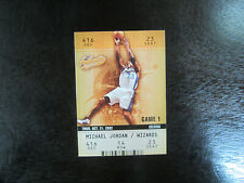 2002-03 Fleer Authentix # 72 Michael Jordan Card (J) Washington Wizards