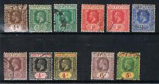 FIJI 1912 - 27 KING GEORGE V