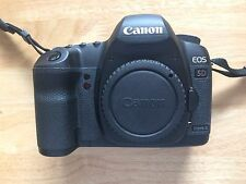Canon 5d Mark ii body, 5D2 with box, Grip, 6 batteries and 8 CF cards with case.