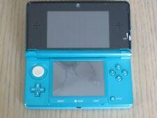 CONSOLE NINTENDO 3DS AQUA BLUE USA BIEN LIRE