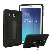 "For Samsung Galaxy Tab E 9.6"" SM-T560 Shockproof Armor Hybrid Hard Case Cover"