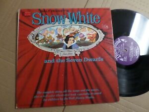 Walt Disney's SNOW WHITE and The Seven Dwarfs- Complete Story