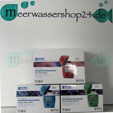 HANNA Instruments® Checker Test Set HI 758 Calcium + HI 772 KH + HI 774 Phosphat