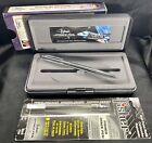 Fisher Space Pen #CH4 / Shuttle Series Chrome Pen W/ Extra Refill Cartridge