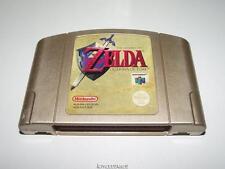 The Legend of Zelda Ocarina of Time Nintendo 64 N64 PAL