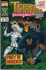 SILVER SABLE 13 14 Terror 11 12 CAGE 15 16 For Love Nor Money 1 2 3 4 5 6 SET NM