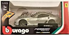 Bburago - 1:43 Ferrari Race & Play Light and Sound 599xx (BBBR31119L599)