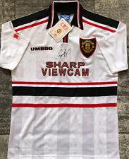 Ryan Giggs Signed Manchester  1997-1999 Away Shirt