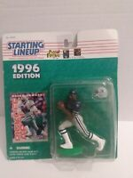 Starting Lineup Figure 1996 Edition Deion Sanders Dallas Cowboys NFL Football