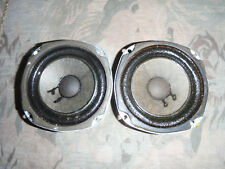 Pair of BOSE 901 Replacment speakers for Series 1 & 2 full working Worldwide SHIP