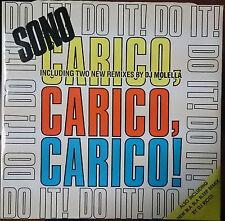 Molella -  Do It! – Carico, Carico, Carico! (Remix) LP