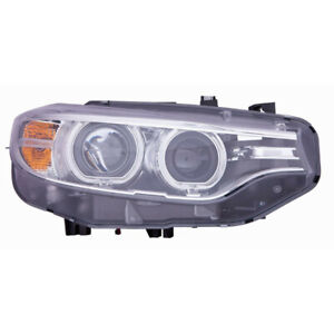 Passenger Right RH Headlamp Assembly Xenon Type fits 2014 2016 BMW 435I Coupe