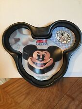 """""""Gourmet Mickey"""" Cake Pan - Makes 1/2 Of A 2 Layer Cake -"""
