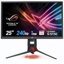 ASUS ROG Strix XG258Q 25 inch, 240hz 1ms Gaming Monitor G-sync, Free-sync