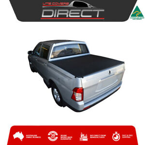 ClipOn Tonneau Cover For Ssangyong Actyon Sports Dual Cab - 2007 to 2016