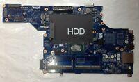 For Dell Latitude E5540 CN-02DJ9R w/ I3-4010U VAW50 LA-A101P laptop motherboard