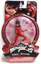"""Miraculous LADYBUG Action Figure 5.5"""" Doll BanDai Zag Heroez New NIP"""