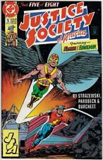 Justice Society of America #5 - DC - 1991