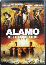 Dvd Alamo - Gli ultimi eroi - ed. Touchstone Buena Vista 2004 Usato
