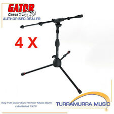 Gator Frameworks 2621 Short Microphone Boom Stand GFW-MIC-2621 4-Pack