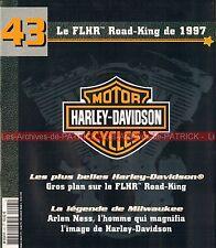 HARLEY DAVIDSON FLHR 1340 Road King 1997 ; Arlen NESS HD MOTO