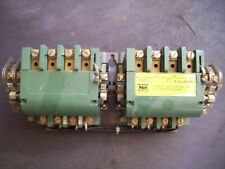 Pre-owned P&H Size 1 Magnetic Contactor 600 Volts 30 Amp 3 Phase