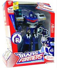 Transformers Leader Class Animated Ultra Magnus Electronic New Factory Sealed