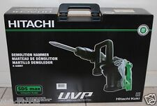 Hitachi H45MRY SDS Max Low Vibration Demolition Hammer Chisel