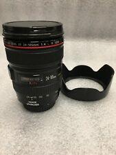Canon EF 24-105mm 1:4 L IS USM Camera Lens