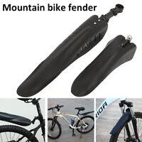 Fahrrad Verlängerte Hinten Ass Fender Clip On Schutzblech Straße Schs#DE e  2@q