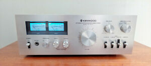Kenwood KA-5700, Cleaned & Working, New LED